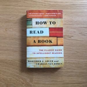 How to Read a Book: Literature, History